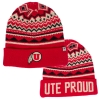 Top of the World Athletic Logo Ute Proud Beanie