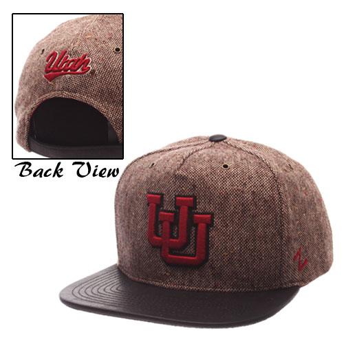 Zephyr Heritage collection Interlock U Men Hat