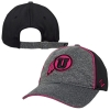Zephyr Athletic Logo Pink Womens Adjustable Hat