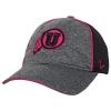 Zephyr Athletic Logo Pink Womens Adjustable Hat thumbnail
