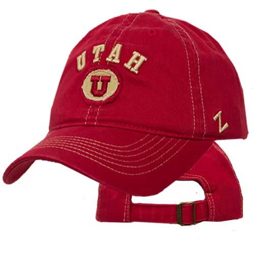 Zephyr Utah Block U Adjustable Hat