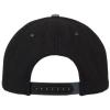 Zephyr Block U Gray Visor Adjustable Snapback Hat thumbnail