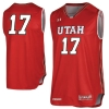 Under Armour Youth 2017 Red Basketball Jersey