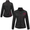 Utah Utes Athletic Logo Women's Full Zip Jacket