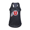 Zoozatz University of Utah Athletic Logo Womens Tank Top