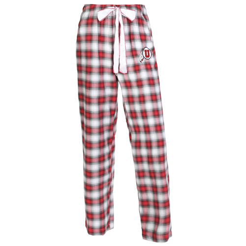 Women's Athletic Logo Plaid Pajama Pants