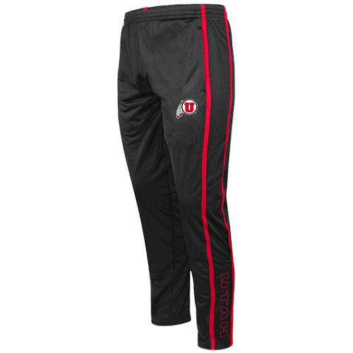 Colosseum Black Athletic logo Men Jogging Pants