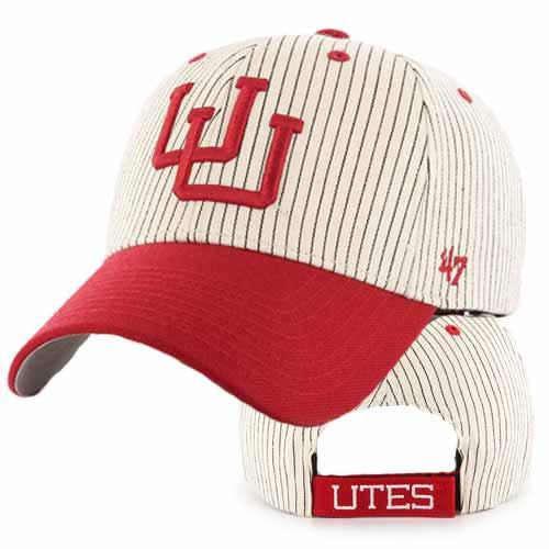 Utah Utes Interlocking U Baseball 47 Brand Hat