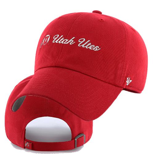 Womens 47 Brand Utah Utes Hat