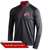 Under Armour Athletic Logo Heathered Quarter Zip