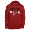 47 Brand Utah Utes Athletic Logo Hooded Sweatshirt