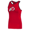 Under Armour Women's Athletic Logo Ringer Tank Top