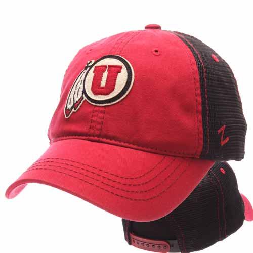 Zephyr Old Fashioned Athletic Logo Adjustable Hat