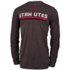 Under Armour Double Stripes Utah Utes Long Sleeves