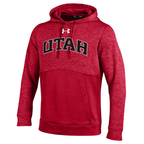 Under Armour 2017 Sideline UTAH Fleece Hoodie