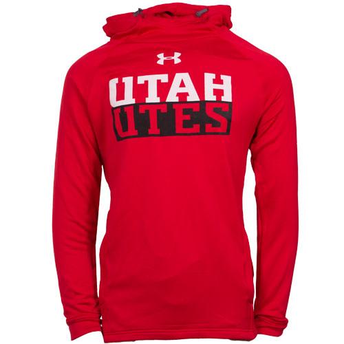 Under Armour Utah UTES Red Hoodie