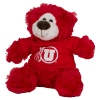 Athletic Logo Red Teddy Bear