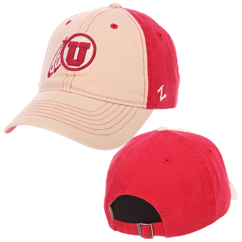 Zephyr Athletic Logo Adjustable Hat