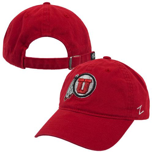 Zephyrs Women's Adjustable Metallic Athletic Logo Hat