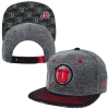 Gray Athletic Logo Zephyr Youth Snapback