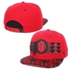 Athletic Logo Tribal Pattern Zephyr Snapback Hat