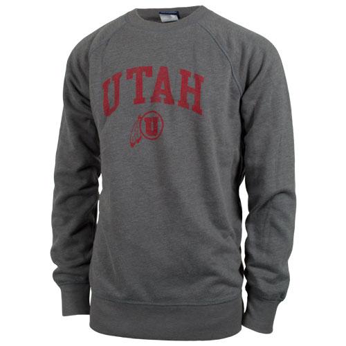 Gear Brand Athletic Logo Utes Sweatshirt