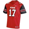 Under Armour Youth 2017 Utah Utes Red Jersey