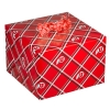 Utah Utes Athletic Logo Plaid Wrapping Paper