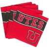 Utes Block U Beverage Napkins
