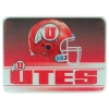 Utes Athletic Logo Helmet Cutting Board