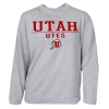 Concepts Sports Utah Utes Women's Sweatshirt