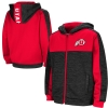 Colosseum Youth Athletic Logo Full Zip sweatshirt