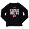 Under Armour Youth PROTECT THIS HOUSE Long Sleeve T-Shirt