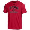 Under Armour Utah Athletic Logo Volleyball T-Shirt