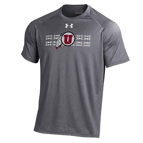 Under Armour Tribal Style Athletic Logo T-Shirt