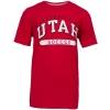 Russell University of Utah Soccer Red Men T-shirt