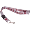 Utah Utes Interlocking U Throwback Lanyard