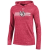 Women's Under Armour Interlocking U Loose Hooded Sweatshirt