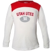 Toddler Girls Long Sleeve Utah Utes Football T-shirt