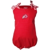 Athletic Logo Infant Girls Onesie