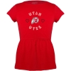 Utah Utes Athletic Logo Toddler Peplum T-shirt