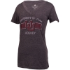 University of Utah Interlocking U Women's V-neck T-shirt