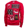 "Champion Utah Utes ""Ugly Sweater"" Sweatshirt"