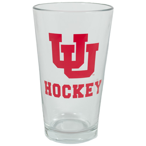Interlocking U Hockey Glass