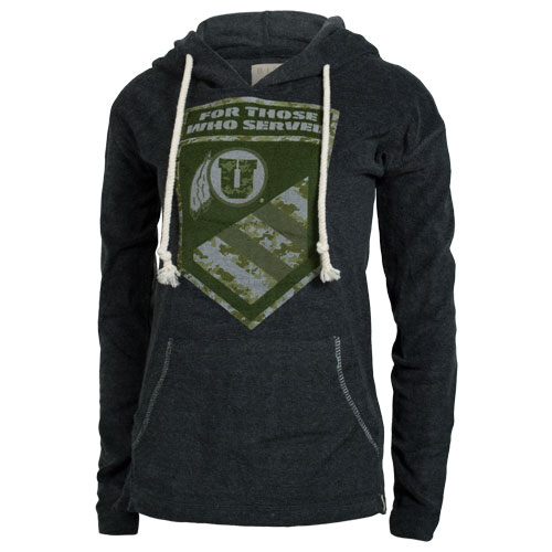 Blue 84 Women's For Those Who Served Hoodie