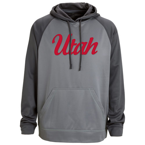 Vansport Utah Script Hooded Sweatshirt