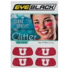 University of Utah Glitter Block U Eyeblacks