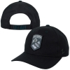 Zephyr For Those Who Served Black Military Patch Hat