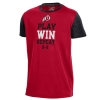 Under Armour Athletic Logo Win Youth Tee
