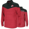 Two-Toned Athletic Logo Youth Quarter Zip
